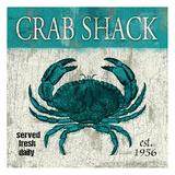 Crab Teal