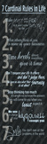 7 Rules Blue