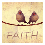 Bird Vine Faith