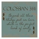 Colossians 3-14
