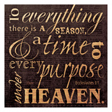 Season Ecclesiastes
