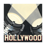 Hollywood Reproduction d'art par Marco Fabiano