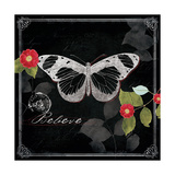 Chalkboard Wings II