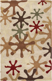 Playful Jacks Rug - Taupe 5' x 8'