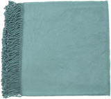 Tian Tian Throw - Slate Blue