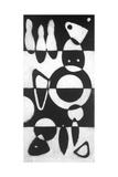 Grande E Moderno 1 Giclée par Susan Gillette