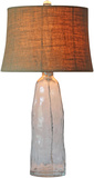 Bodega Clear Glass Table Lamp