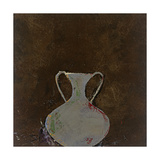 Brown Vase Giclée par Susan Gillette