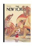 The New Yorker Cover - August 3  1998