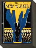 The New Yorker Cover - October 17  1925