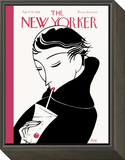 The New Yorker Cover - April 17  1926