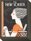 The New Yorker Cover - June 13  1925
