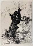 Saint Gerome Ecrivant (B103)