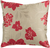 Floral Blossom Pillow - Cherry