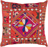 Karma Pillow - Boho Orange