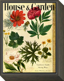 House & Garden Cover - January 1948