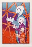 Portrait of Buckminster Fuller