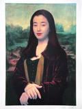 Rie Miyazawa Mona Lisa
