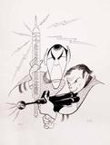 Star Trek: Spock and Captain Kirk