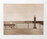 Coney Island III (Sepia)