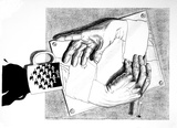 Coffee with MC Escher