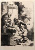 Jacob Pleurant La Mort de Son Fils Joseph (B38)