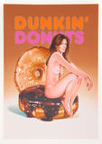 Dunkin' Donuts (Cindy Crawford)