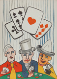 Three Card Players