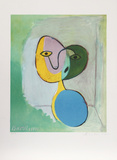 Figure (Portrait of Marie Therese Walter)  20-B