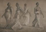Mujeres Caminando II