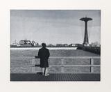 Coney Island - Self-Portrait