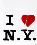 "Bullet Space; Your House is Mine  ""I Love NY"""