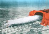 Graf Zeppelin  Lakehurst  New Jersey 1929