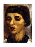 Portrait of Blanca Luz; Retrato De Blanca Luz  1931