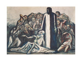 The Raising of Lazarus  1943
