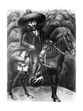 Emiliano Zapata (1879-1919) 1930