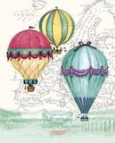 Vintage Air Balloon Adventure