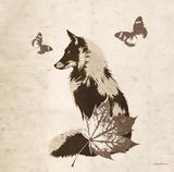 Vintage Lodge Fox