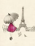 Sketching a Parisian Memory