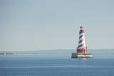 USA  Michigan  Great Lakes  Lake Michigan  White Shoal Lighthouse