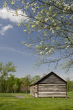 USA  Tennessee  Nashville Alfred's Cabin at The Hermitage