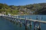 Jetty  Carey's Bay  Dunedin  Otago  South Island  New Zealand