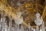 The Hall of Mirrors  Chateau de Versailles  France