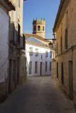 Spain  Andalusia  Banos de la Encina Street scene