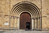 Spain  Avila St Peter's Church in the Plaza De Santa Teresa