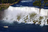 Niagara Falls  New York  American and Bridal Falls