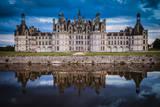 Chateau Chambord  Loire Valley  Centre France