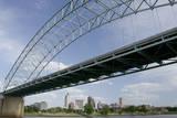 USA  Tennessee  Memphis The Hernando De Soto Bridge