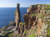 Old Man of Hoy  Orkney islands  Scotland