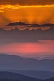 USA  West Virginia  Davis Sunrise on Dolly Sods Wilderness Area